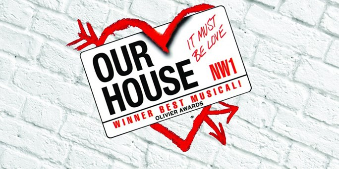 Logo «Our House»: Music Theatre International (MTI) Europe